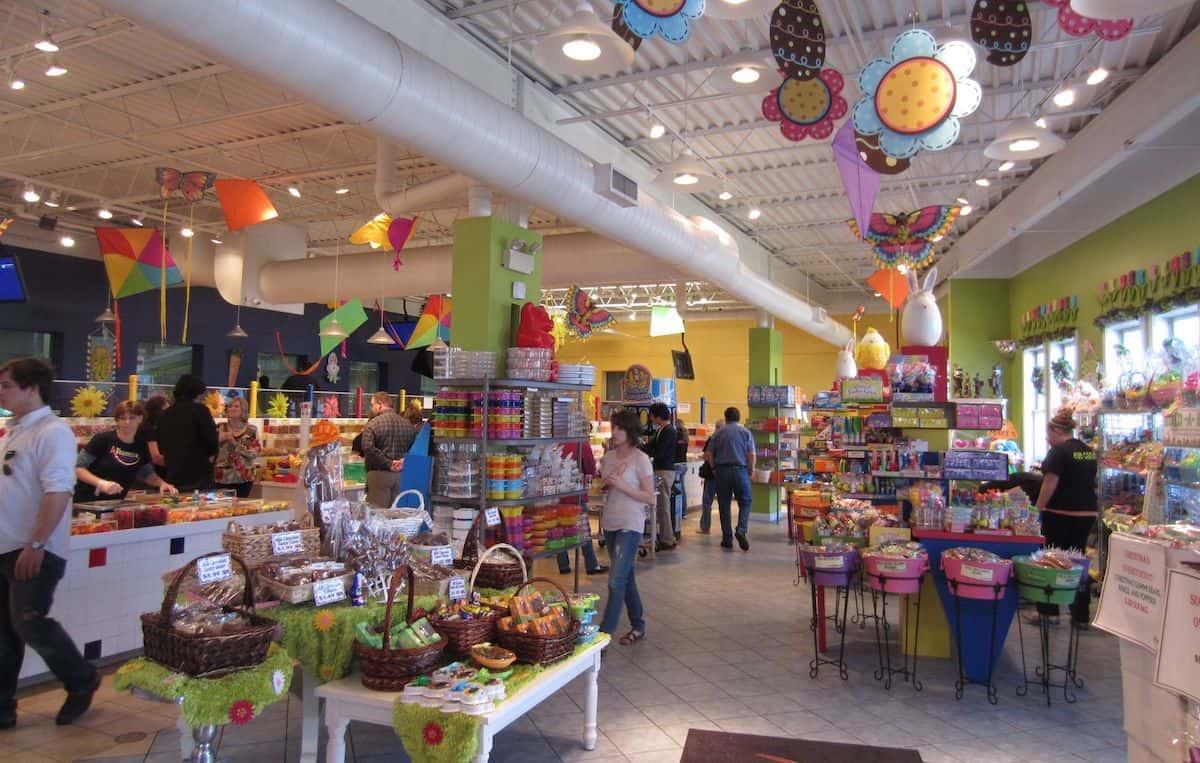 Albanese Candy Factory Northwest Indiana